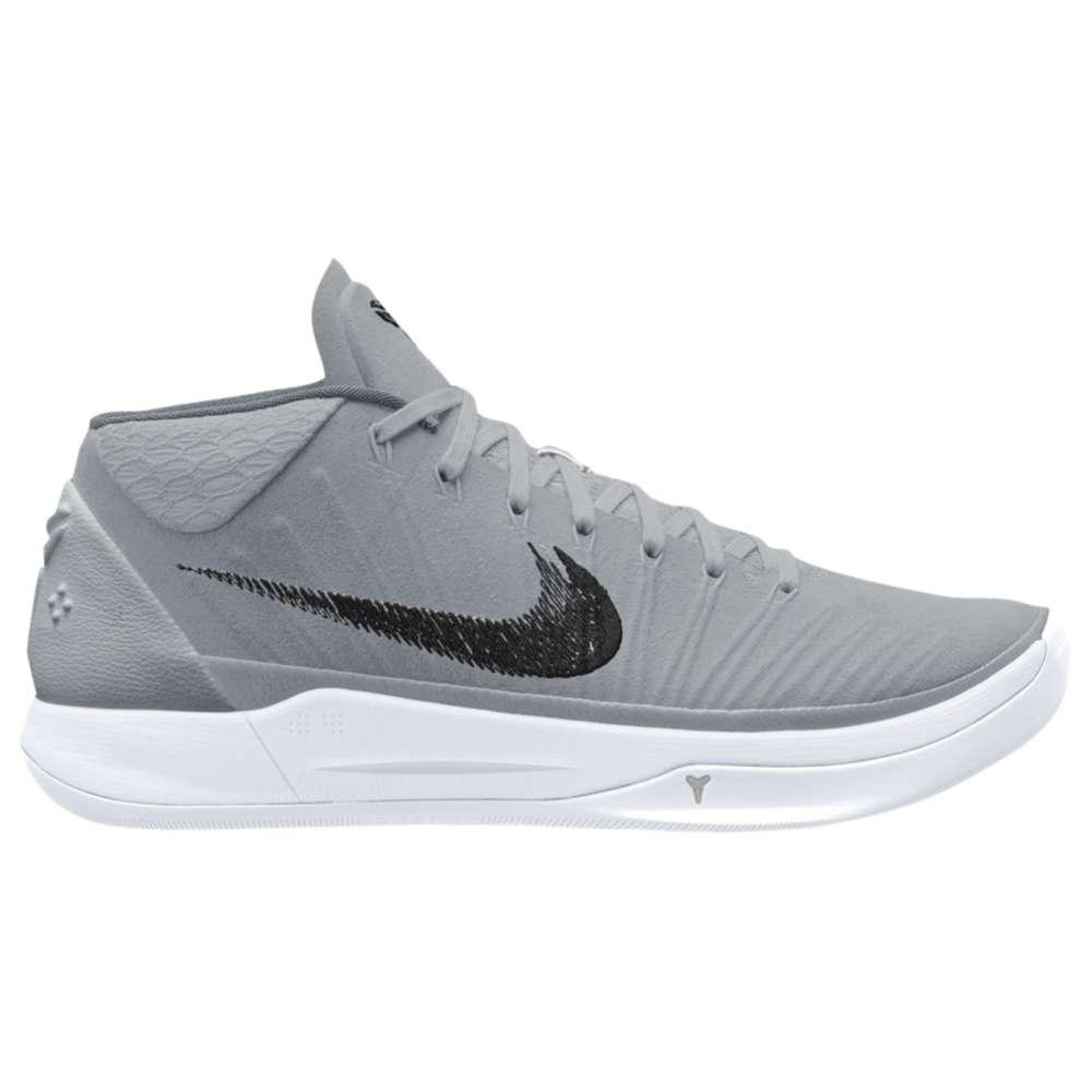 ナイキ メンズ バスケットボール シューズ・靴【Nike Kobe A.D.】Wolf Grey/Black/White