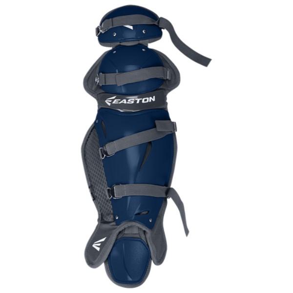 イーストン レディース 野球 プロテクター【Easton Prowess Intermediate Fastpitch Leg Guard】Navy