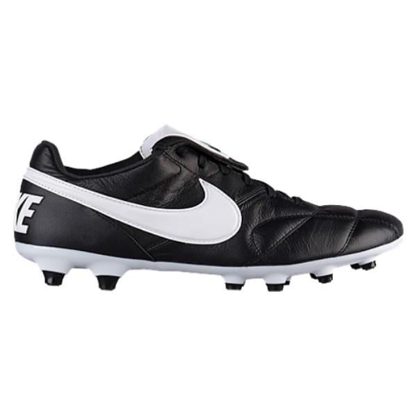 ナイキ メンズ サッカー シューズ・靴【Nike The Premier II FG】Black/White
