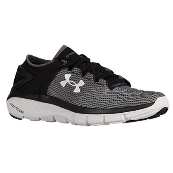 アンダーアーマー レディース ランニング・ウォーキング シューズ・靴【Under Armour Speedform Fortis Pixel】Black/Graphite/White