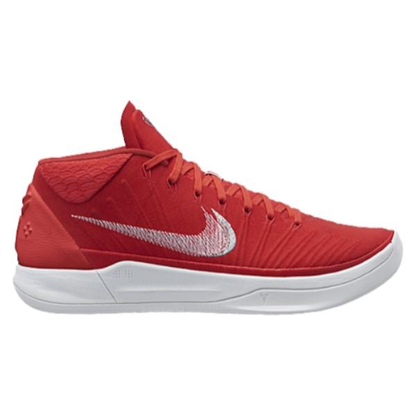 ナイキ メンズ バスケットボール シューズ・靴【Nike Kobe A.D.】University Red/Metallic Silver/White