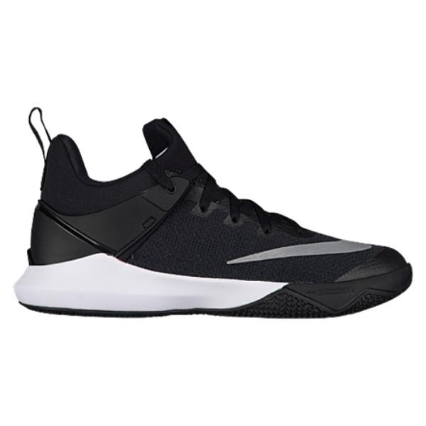 ナイキ メンズ バスケットボール シューズ・靴【Nike Zoom Shift】Black/White