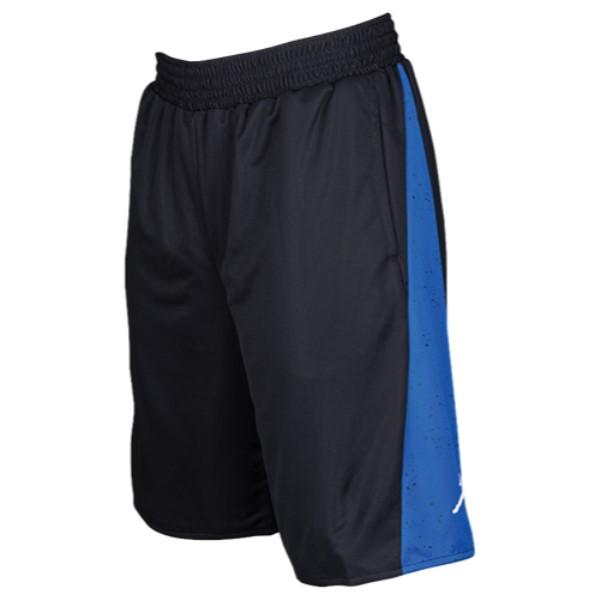 ナイキ ジョーダン メンズ バスケットボール ボトムス・パンツ【Jordan Retro 5 BSK Shorts】Black/Game Royal/Wolf Grey