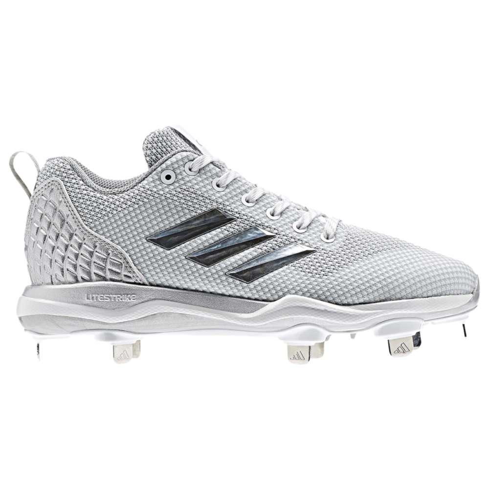 アディダス レディース 野球 シューズ・靴【adidas Poweralley 5】White