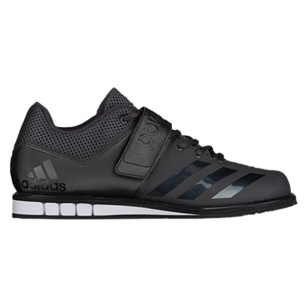 アディダス メンズ フィットネス・トレーニング シューズ・靴【adidas Powerlift.3】Utility Black/Core Black/White