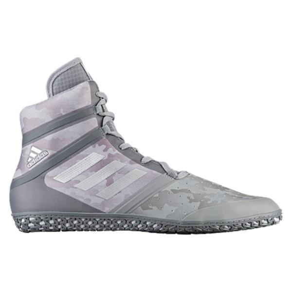 アディダス メンズ レスリング シューズ・靴【adidas Impact】Grey Camo
