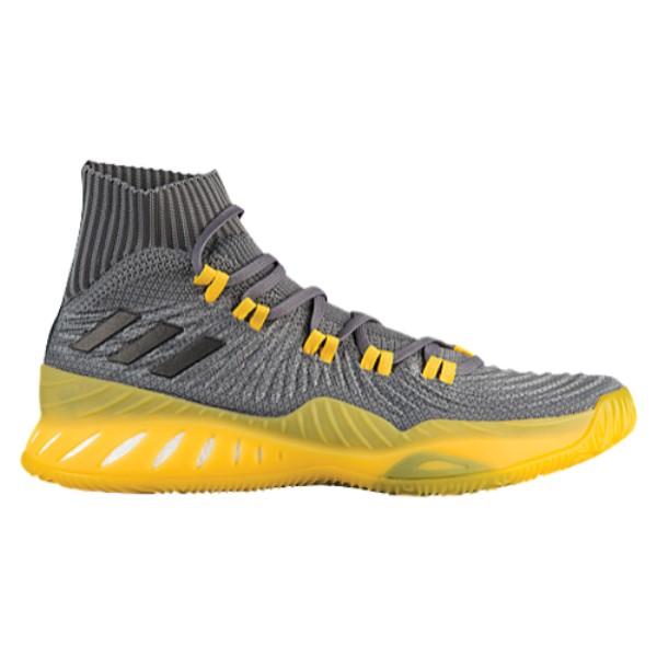 アディダス メンズ バスケットボール シューズ・靴【adidas Crazy Explosive PK】Grey/Eqt Yellow