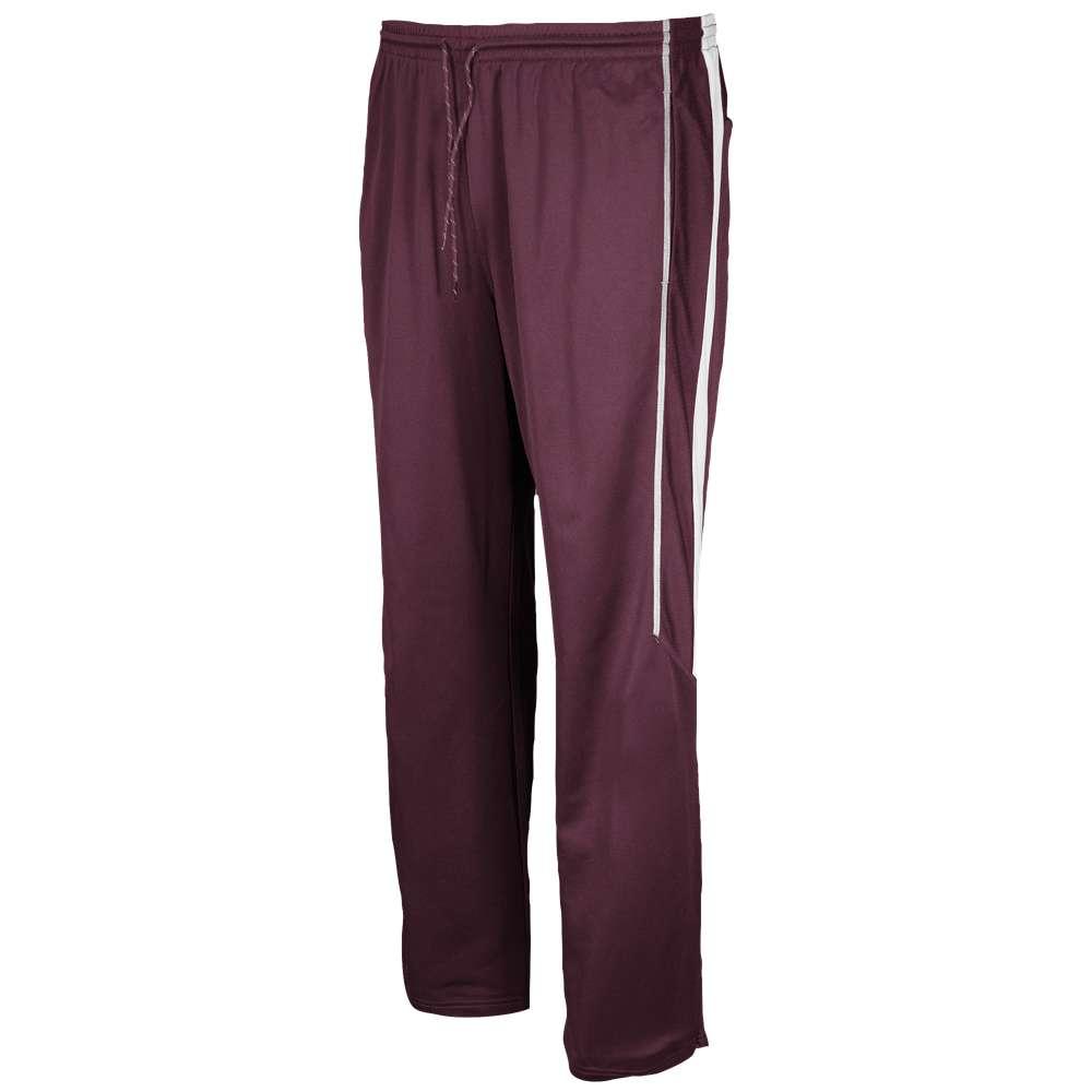 アディダス メンズ フィットネス・トレーニング ボトムス・パンツ【adidas Team Utility Pants】Maroon/White