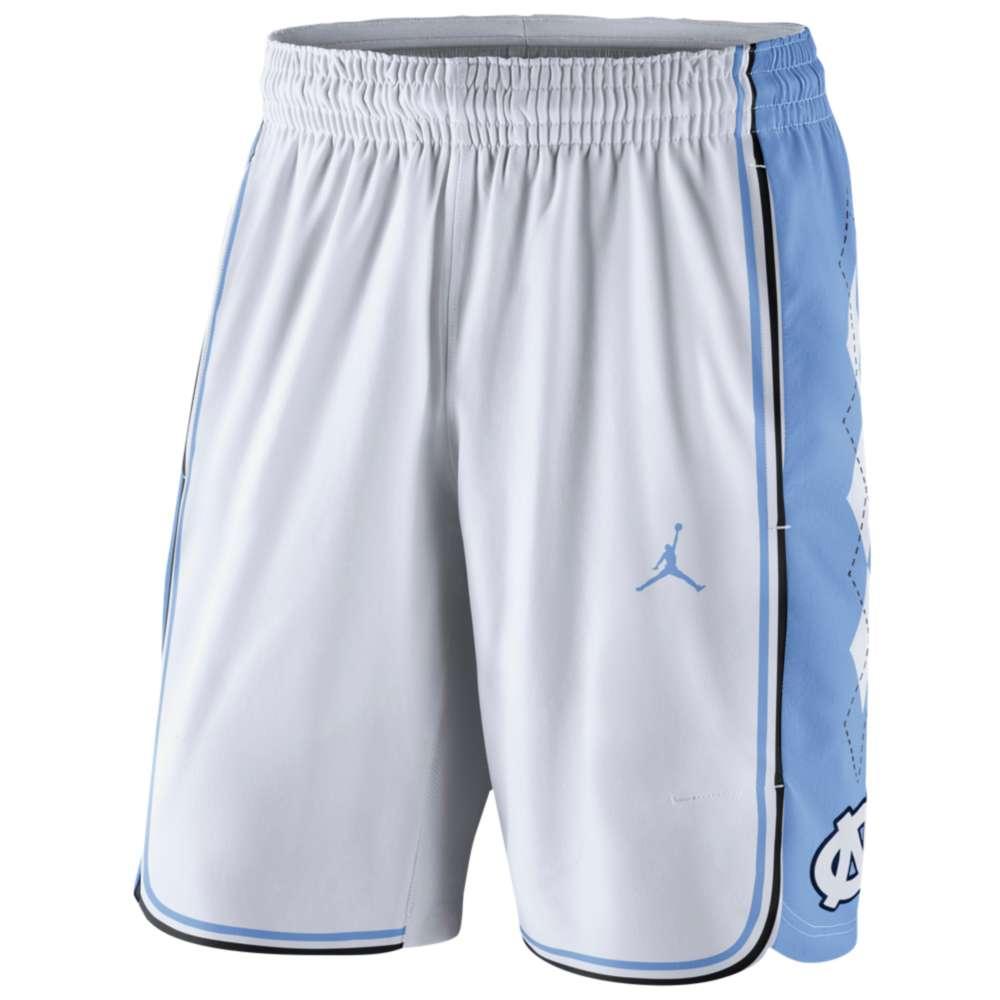 ナイキ ジョーダン メンズ バスケットボール ボトムス・パンツ【Jordan College Authentic On Court Shorts】White