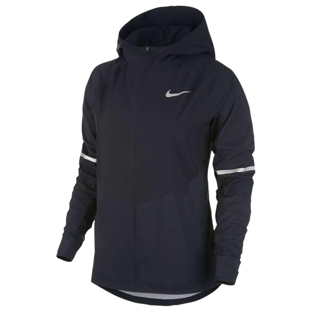 ナイキ レディース ランニング・ウォーキング アウター【Nike Zonal Aeroshield Hooded Jacket】Black/Black