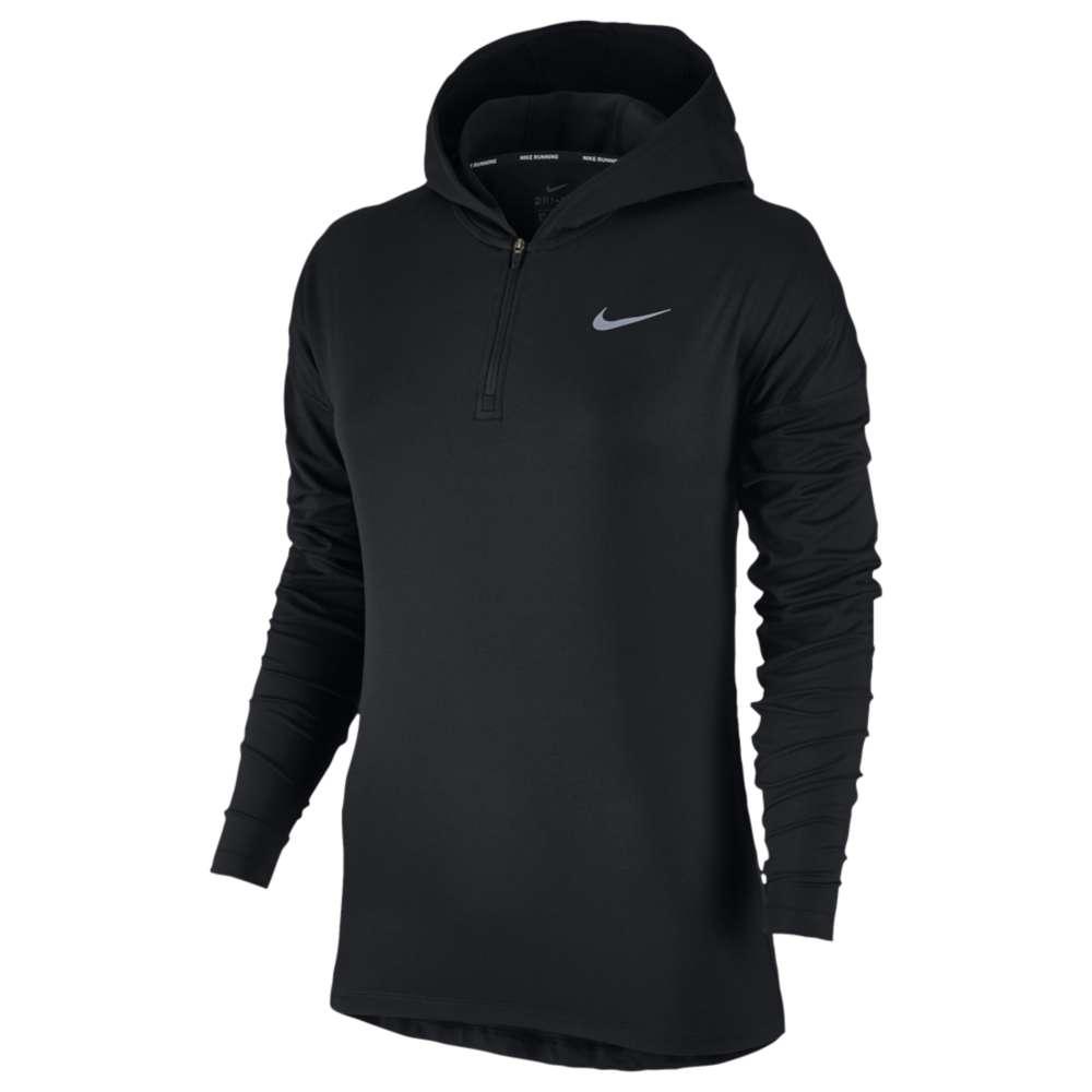 ナイキ レディース ランニング・ウォーキング トップス【Nike Dry Element Hoodie】Black