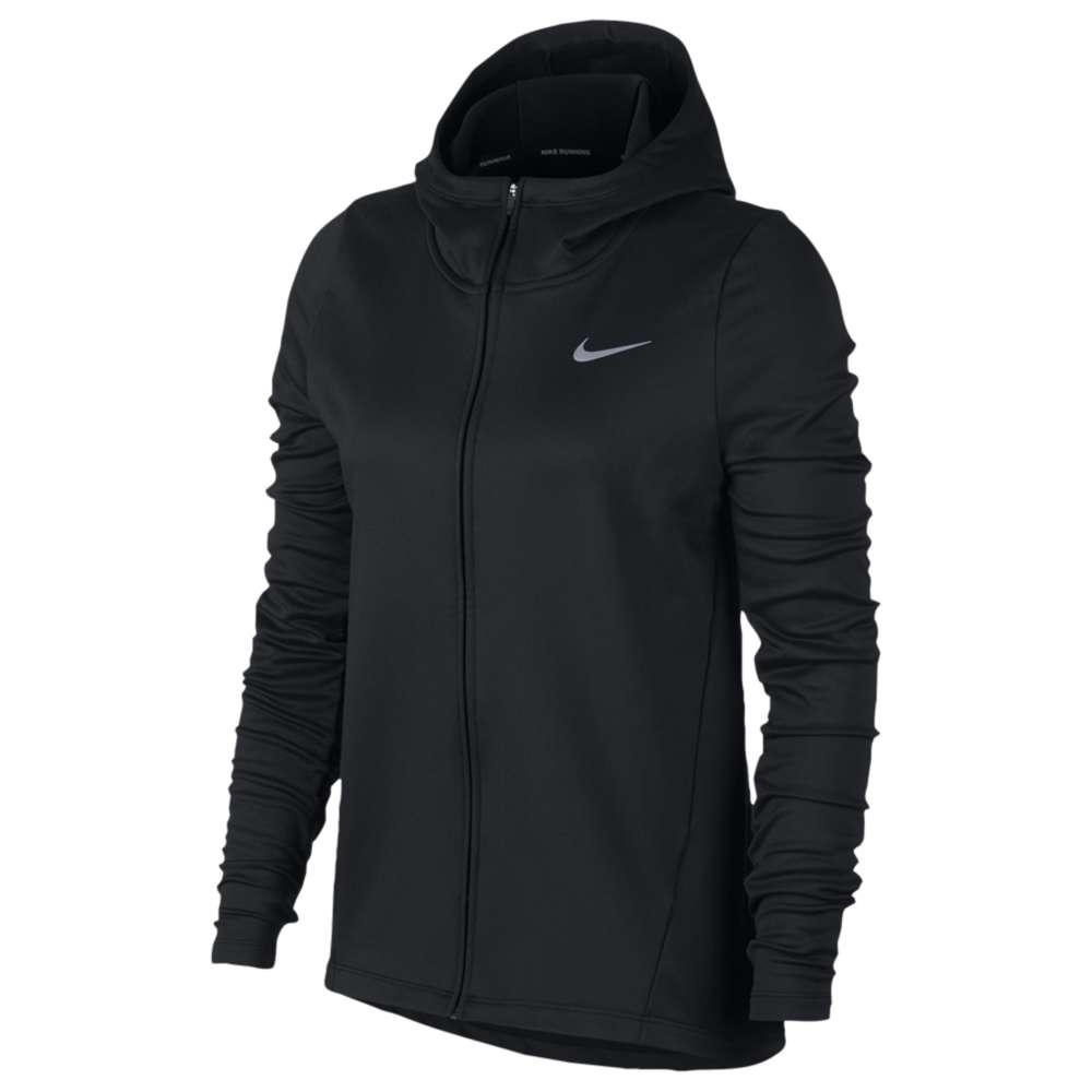 ナイキ レディース ランニング・ウォーキング アウター【Nike Therma Core Warm Full Zip Hoodie】Black