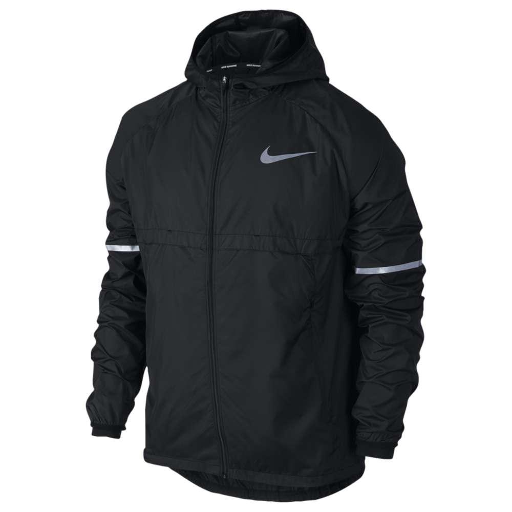 ナイキ メンズ ランニング・ウォーキング アウター【Nike Shield Run Jacket】Black