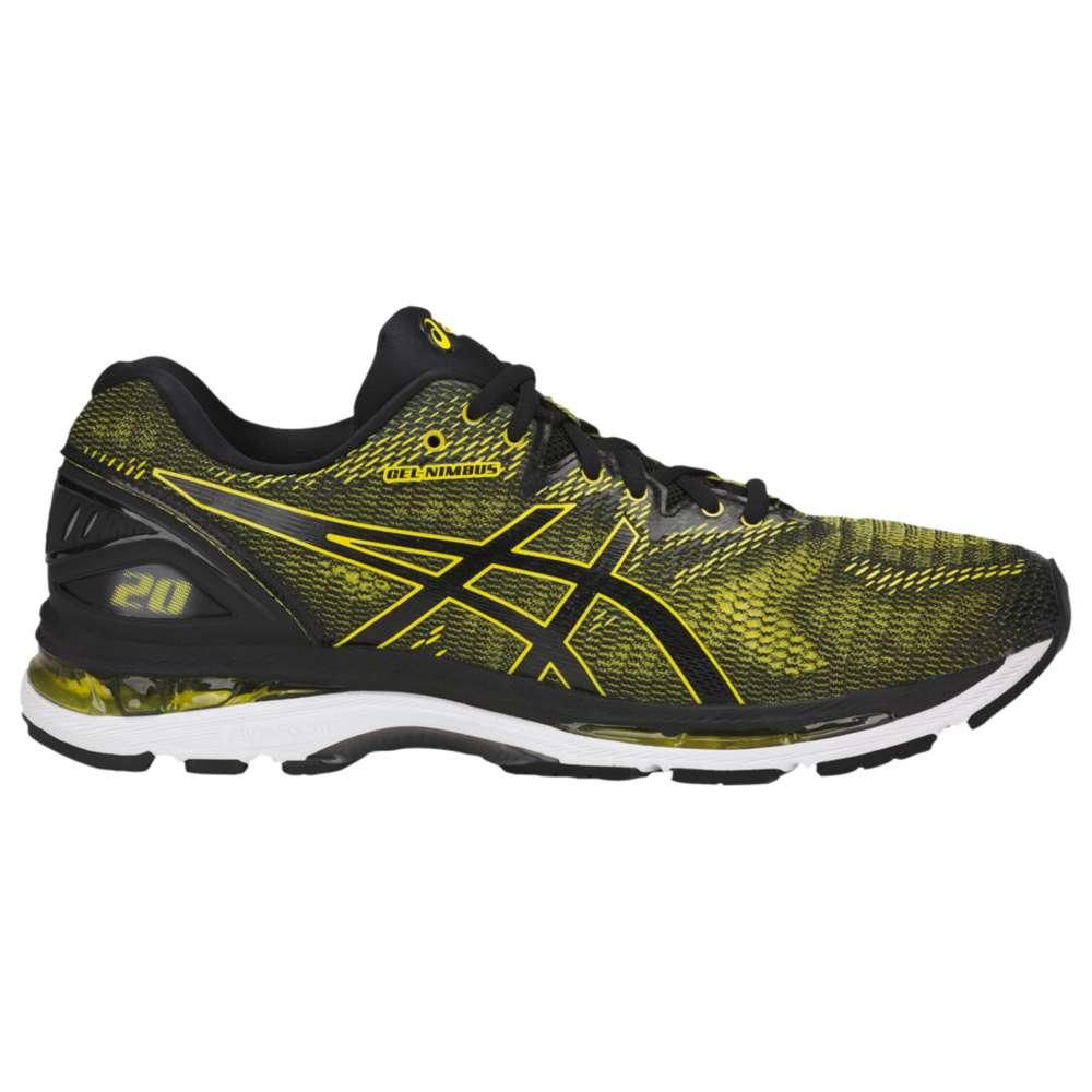 アシックス メンズ ランニング・ウォーキング シューズ・靴【ASICS GEL-Nimbus 20】Sulpher Spring/Black/White