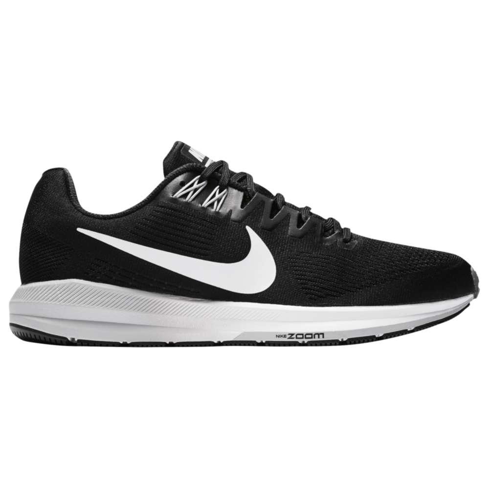 ナイキ メンズ ランニング・ウォーキング シューズ・靴【Nike Air Zoom Structure 21】Black/White/Wolf Grey/Cool Grey