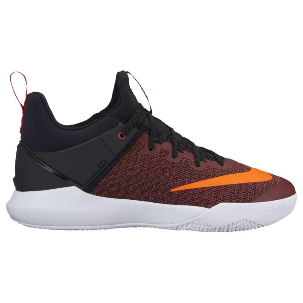 ナイキ メンズ バスケットボール シューズ・靴【Nike Zoom Shift】University Red/Total Crimson/Black