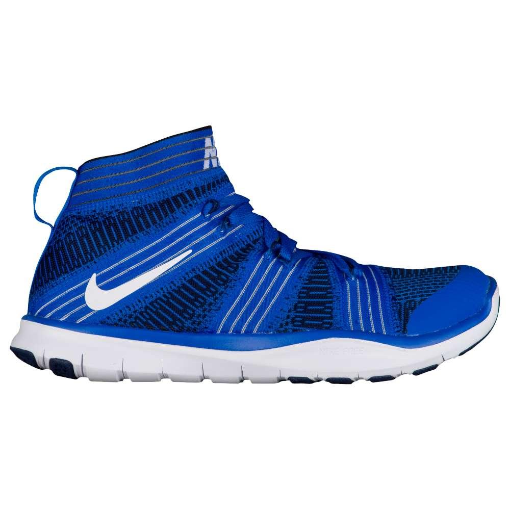 ナイキ メンズ フィットネス・トレーニング シューズ・靴【Nike Free Train Virtue】Hyper Cobalt/White/Binary Blue