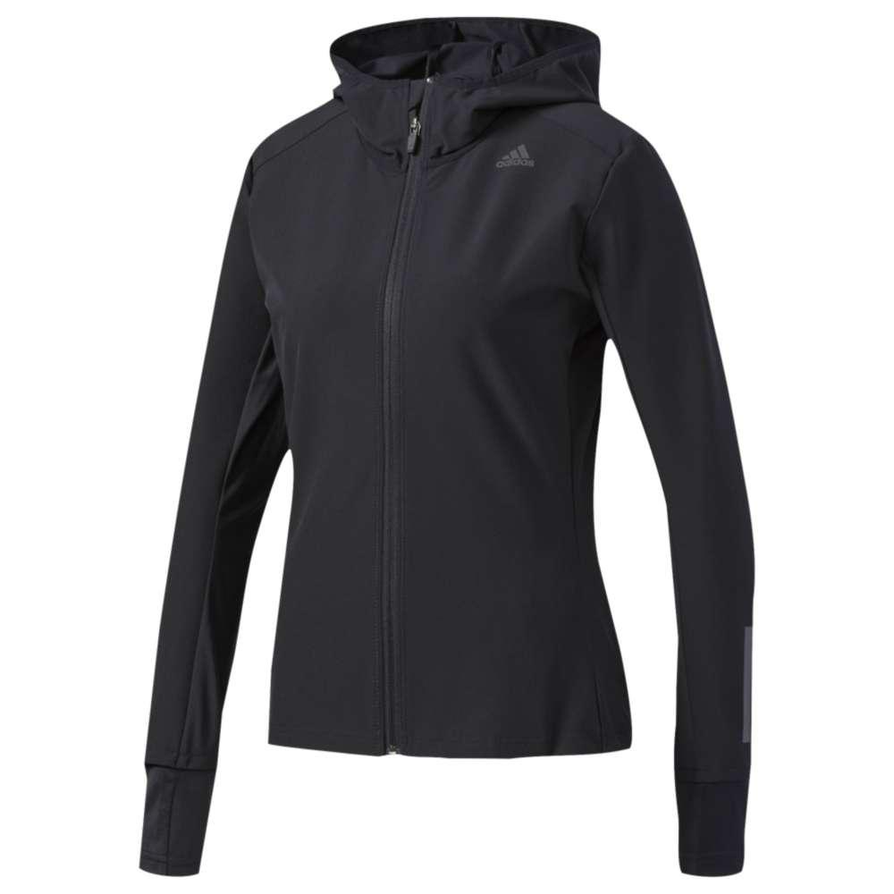 アディダス レディース ランニング・ウォーキング アウター【adidas Response Soft Shield Jacket】Black