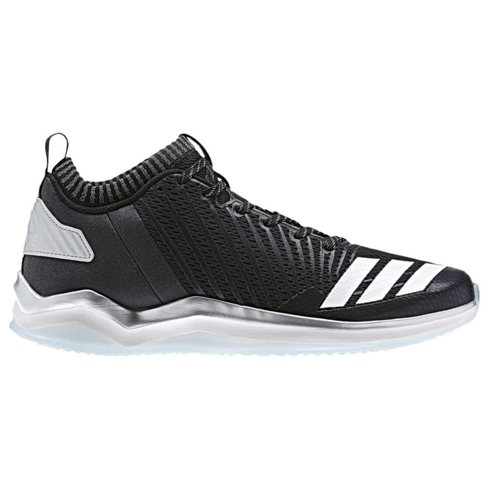 良質  アディダス アディダス メンズ 野球 シューズ Icon・靴【adidas 野球 Icon Trainer】Black/White, ブランド鑑定団:bddb2ba9 --- ejyan-antena.xyz