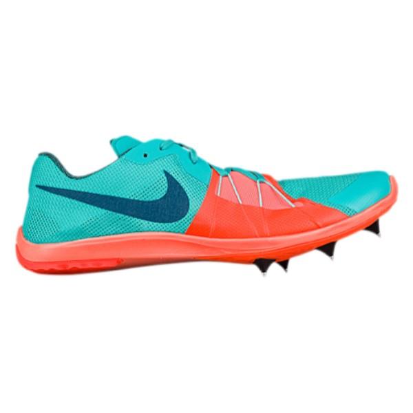 ナイキ メンズ 陸上 シューズ・靴【Nike Zoom Forever XC 5】Clear Jade/Space Blue/Hyper Crimson