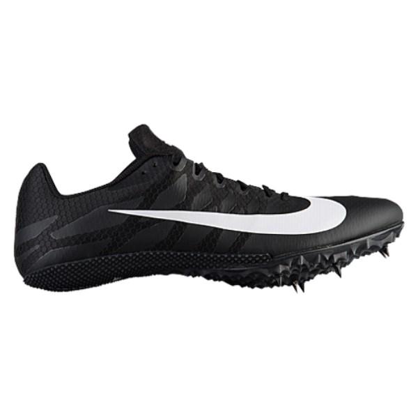 ナイキ メンズ 陸上 シューズ・靴【Nike Zoom Rival S 9】Black/White