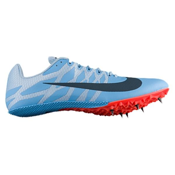 ナイキ メンズ 陸上 シューズ・靴【Nike Zoom Rival S 9】Football Blue/Blue Fox/Ice Blue