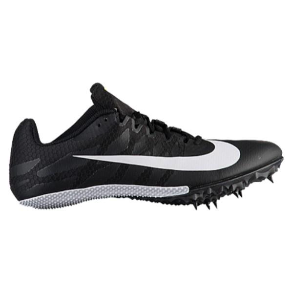 ナイキ レディース 陸上 シューズ・靴【Nike Zoom Rival S 9】Black/White/Volt