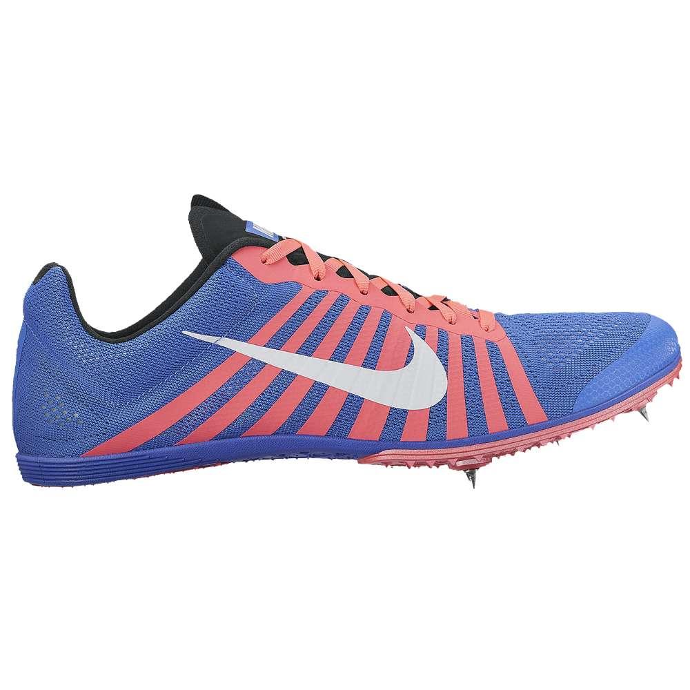 ナイキ メンズ 陸上 シューズ・靴【Nike Zoom D】Medium Blue/White/Hot Punch/Black