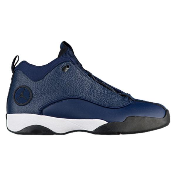 ナイキ ジョーダン メンズ バスケットボール シューズ・靴【Jordan Jumpman Pro Quick】Midnight Navy/Black/White