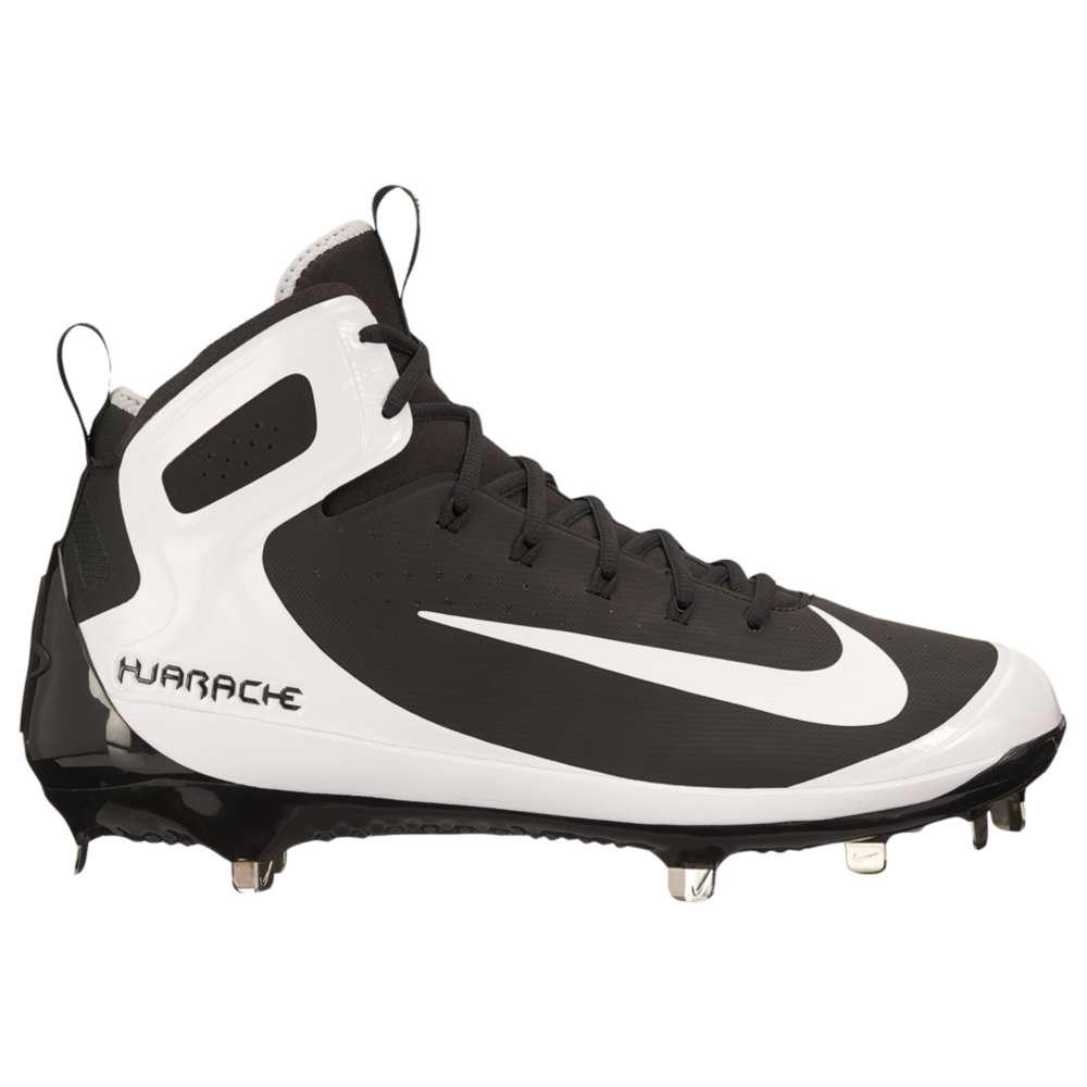 ナイキ メンズ 野球 シューズ・靴【Nike Alpha Huarache Elite】Black/White/White/Wolf Grey