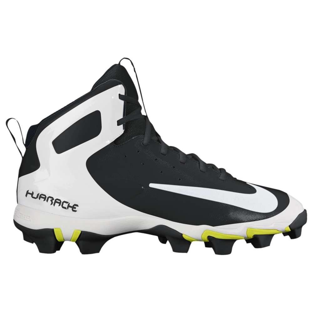 ナイキ メンズ 野球 シューズ・靴【Nike Alpha Huarache Keystone】Black/White/White
