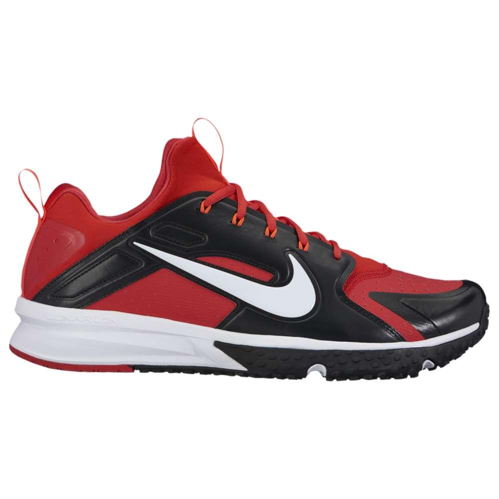 ナイキ メンズ 野球 シューズ・靴【Nike Alpha Huarache Turf】University Red/White/Black/Bright Crimson