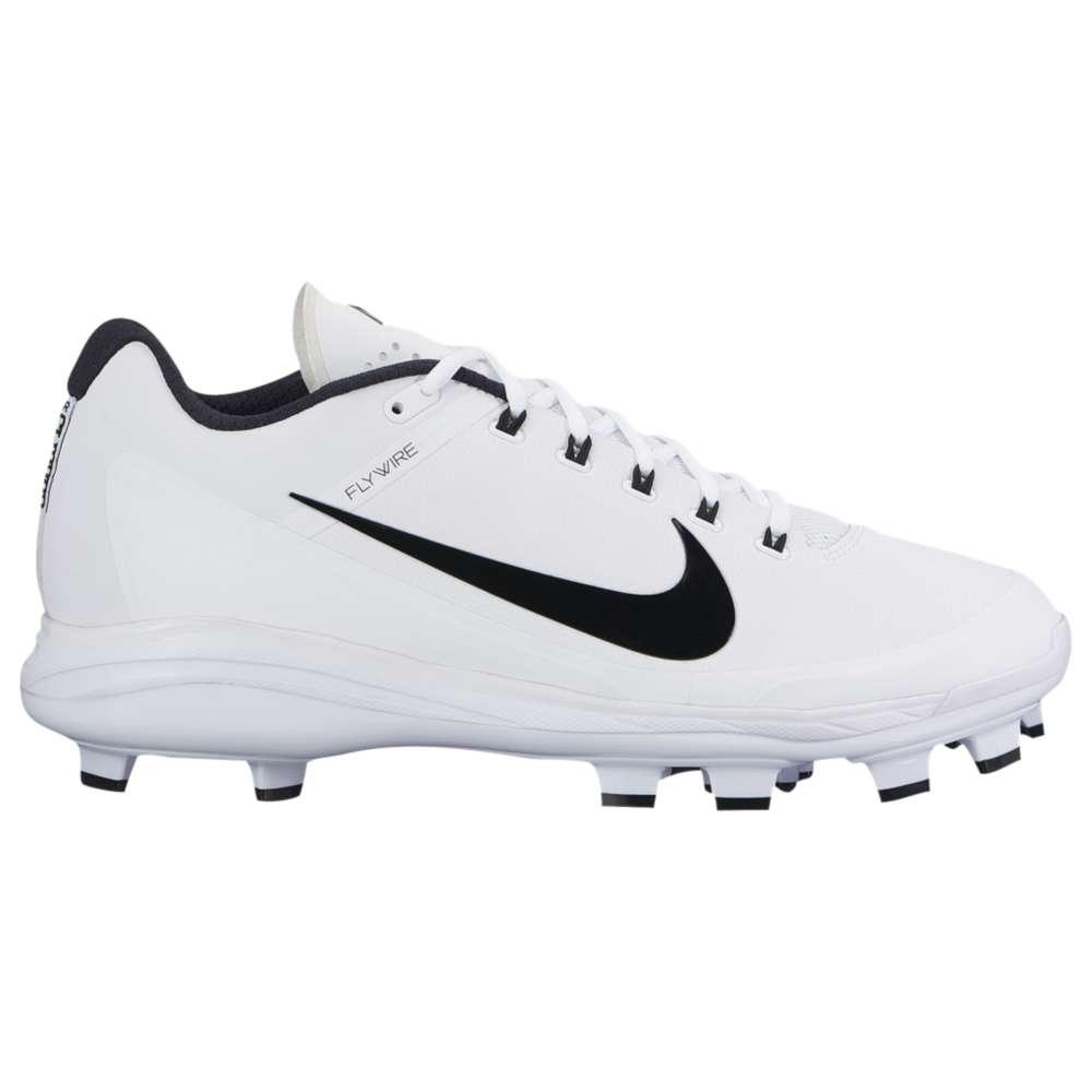 ナイキ メンズ 野球 シューズ・靴【Nike Clipper 17' MCS】White/Black/White