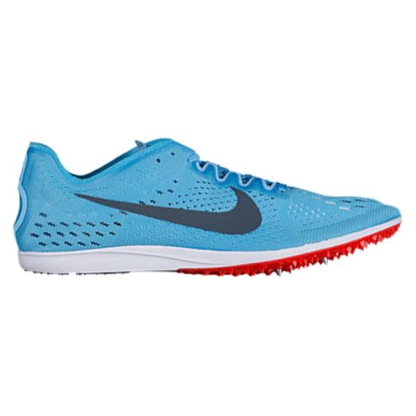 ナイキ メンズ 陸上 シューズ・靴【Nike Zoom Matumbo 3】Football Blue/Blue Fox/Bright Crimson