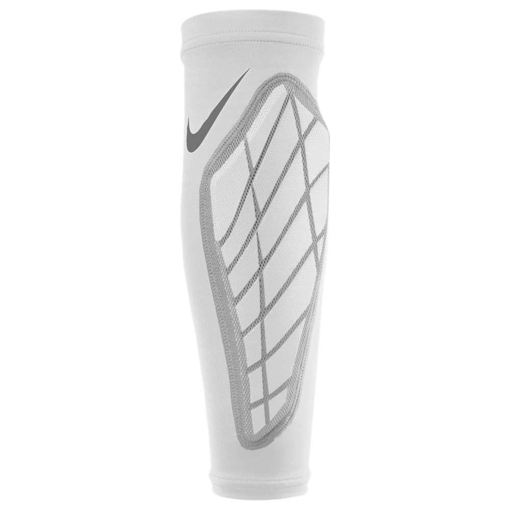 ナイキ メンズ アメリカンフットボール プロテクター【Nike Pro Hyperstrong Padded Forearm Shivers】White/Grey/Black