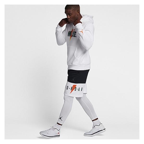 ナイキ ジョーダン メンズ バスケットボール ボトムス・パンツ【Jordan Like Mike Game Changer Shorts】Black