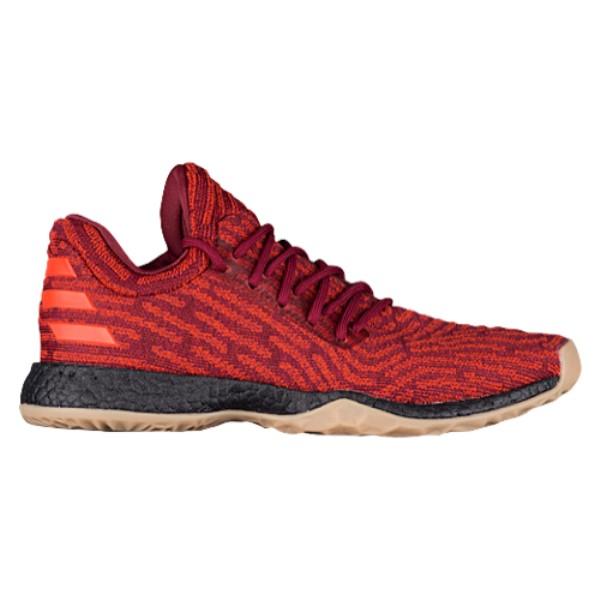 アディダス メンズ バスケットボール シューズ・靴【adidas Harden LS】Burgundy