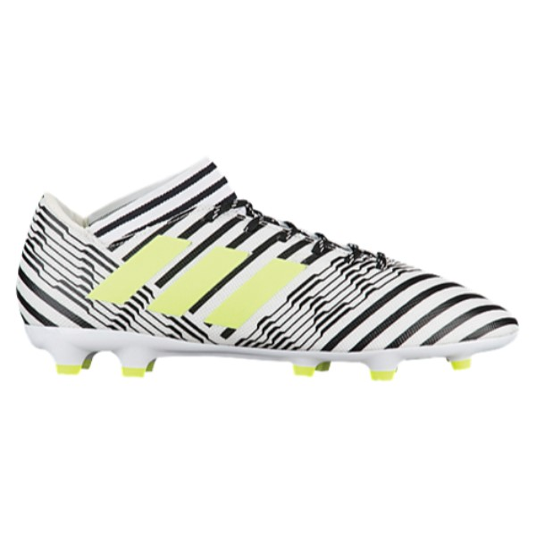 アディダス メンズ サッカー シューズ・靴【adidas Nemeziz 17.3 FG】Footwear White/Solar Yellow/Core Black
