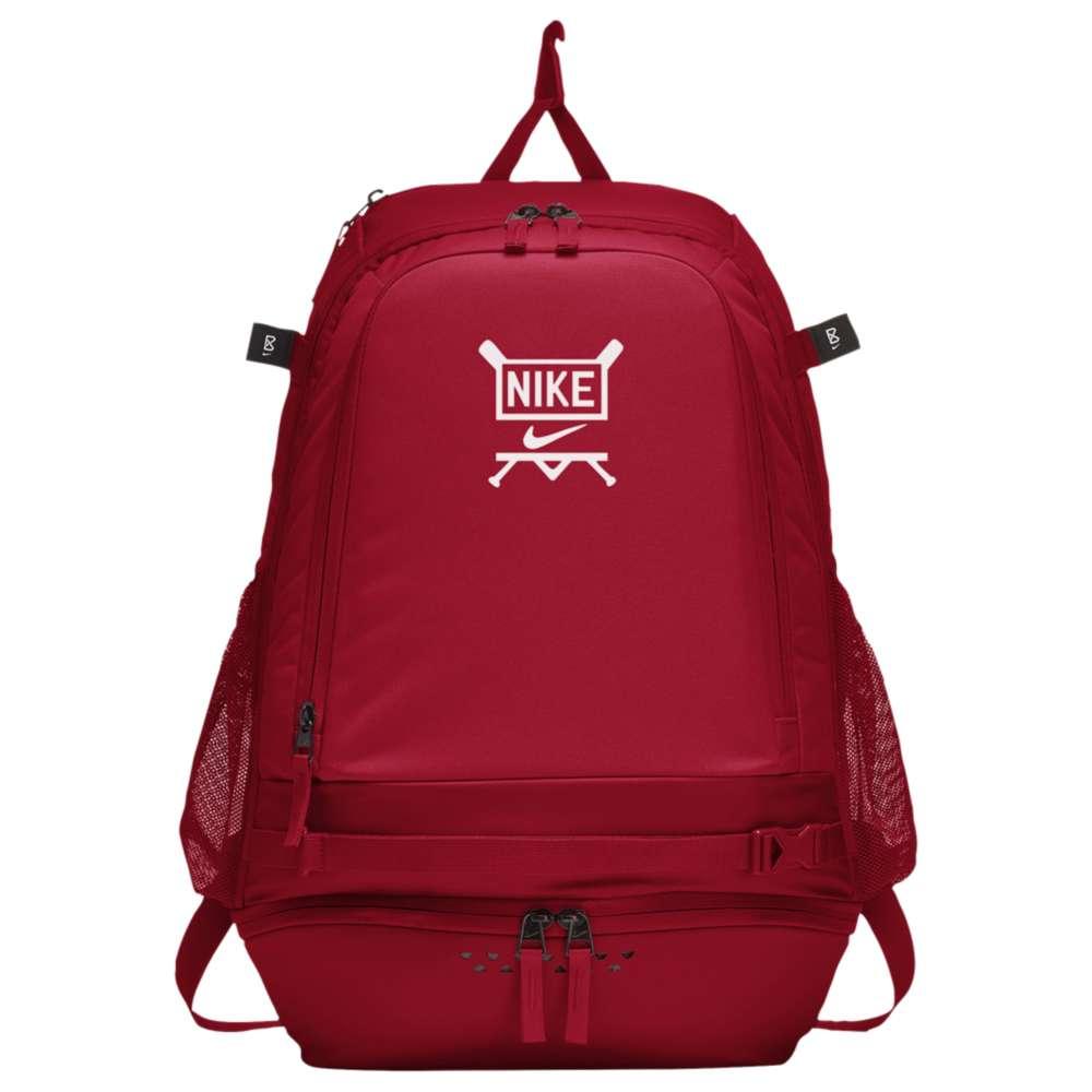 ナイキ ユニセックス バッグ バックパック・リュック【Vapor Select Backpack】University Red/White