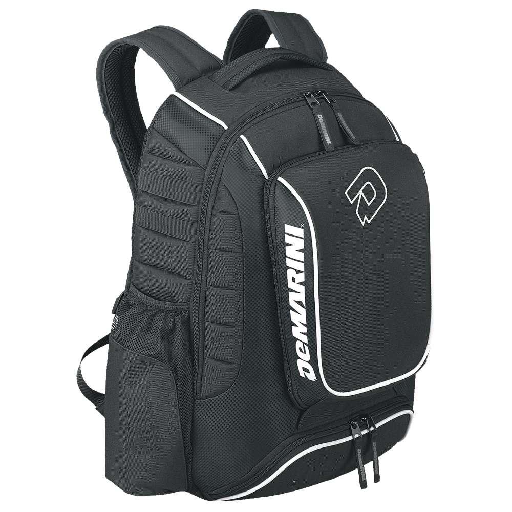 ディマリニ ユニセックス バッグ バックパック・リュック【Momentum Backpack】Black