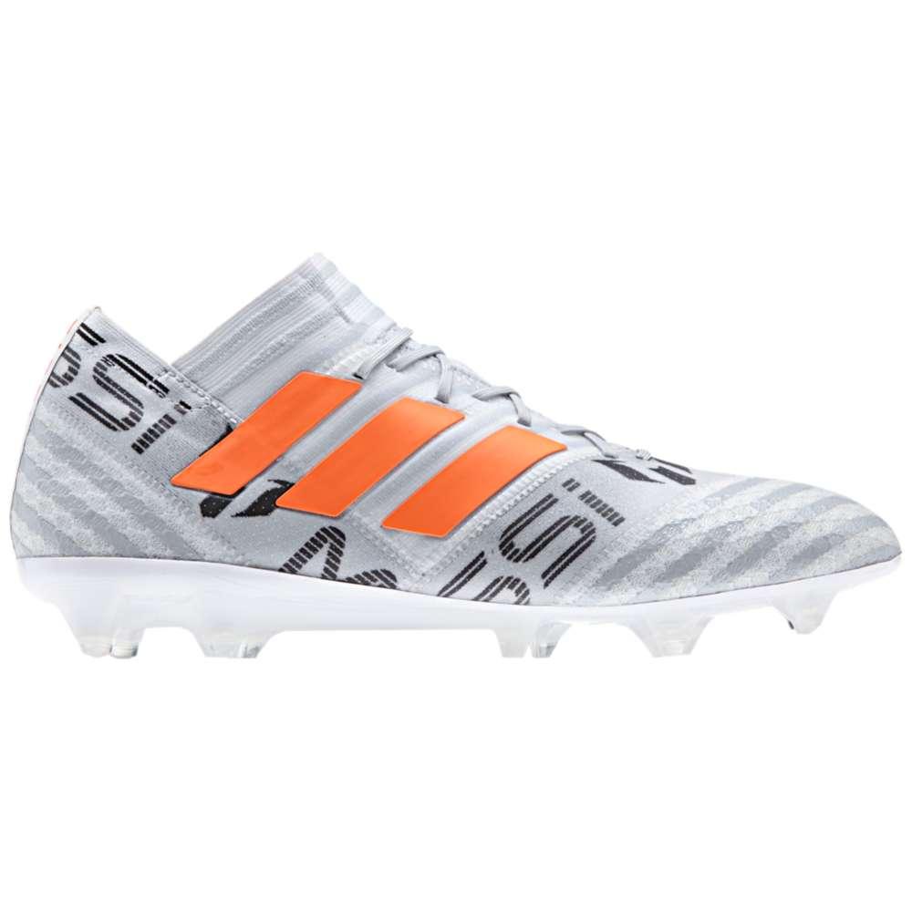 アディダス メンズ サッカー シューズ・靴【Nemeziz 17.1 FG】Footwear White/Solar Orange/Clear Grey