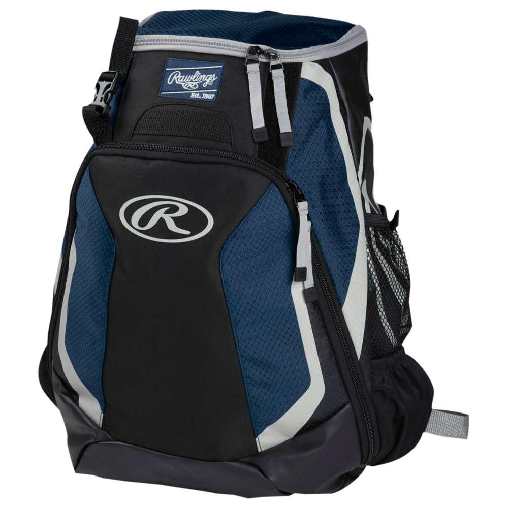 ローリングス ユニセックス 野球【R500 Backpack】Navy