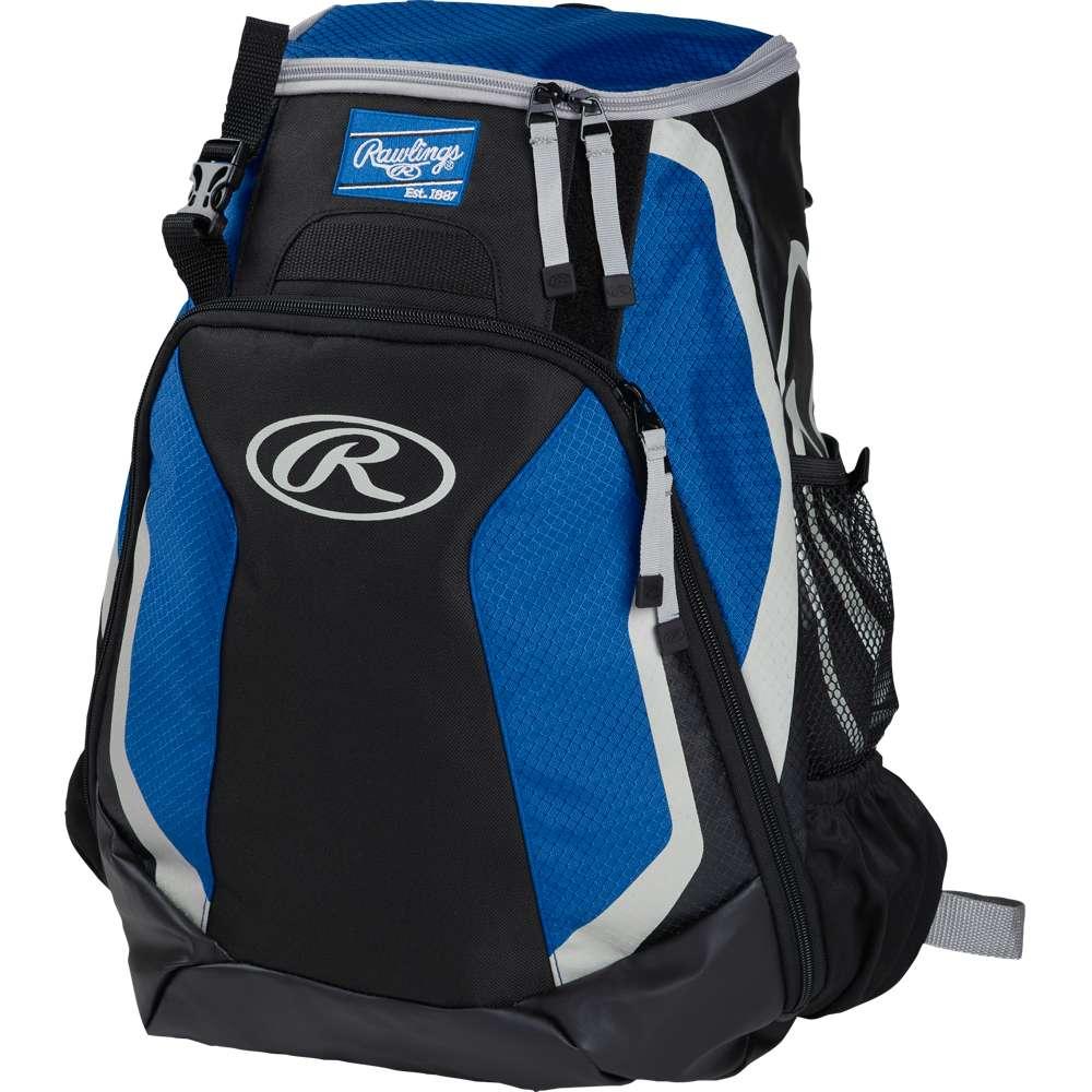 ローリングス ユニセックス 野球【R500 Backpack】Royal