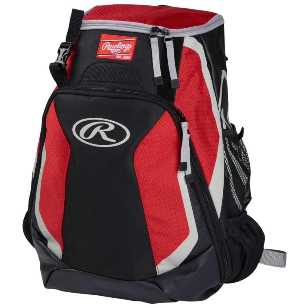 ローリングス ユニセックス 野球【R500 Backpack】Red