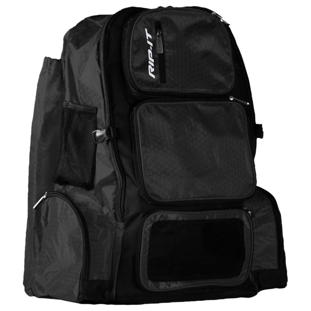 リピット ユニセックス バッグ バックパック・リュック【Pack-It-UP Backpack】Black