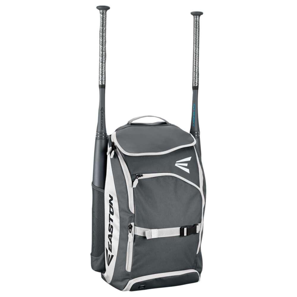 イーストン ユニセックス バッグ バックパック・リュック【Prowess Fastpitch Backpack】Grey/White