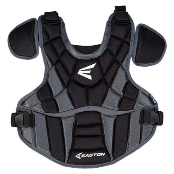 イーストン レディース 野球 プロテクター【Prowess Intermediate FP Chest Protector】Black/Charcoal
