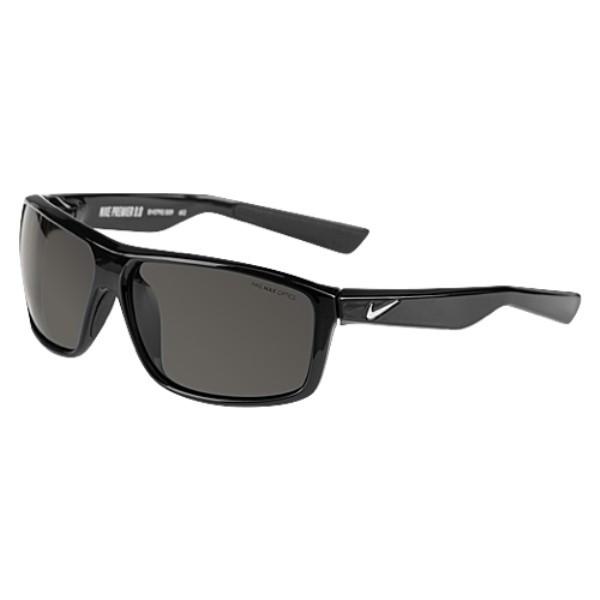 ナイキ ユニセックス スポーツサングラス【Premier 8.0 Sunglasses】Black/Grey Lens