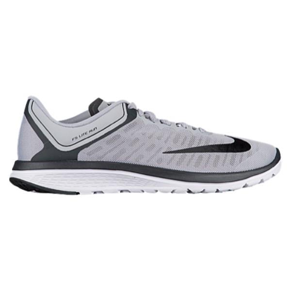 ナイキ メンズ ランニング・ウォーキング シューズ・靴【FS Lite Run 4】Wolf Grey/Anthracite/White/Black