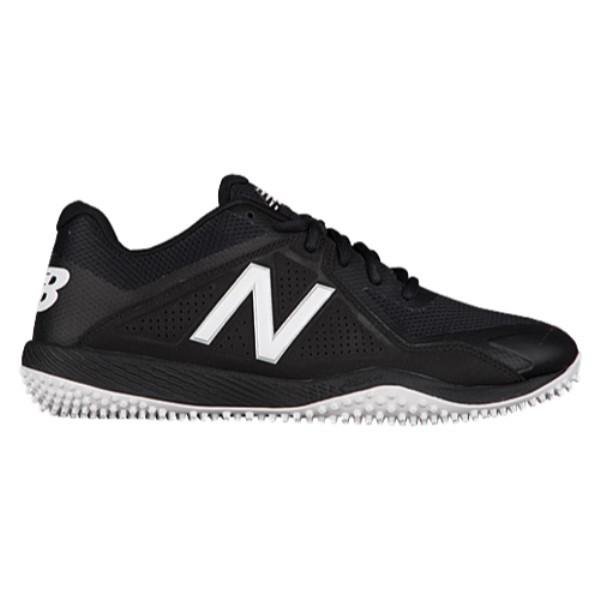 ニューバランス メンズ 野球 シューズ・靴【4040v4 Turf】Black/Black